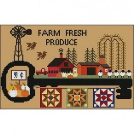 Farm Fresh Produce Twin Peak Primitives