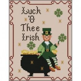 O Thee Irish Twin Peak Primitives