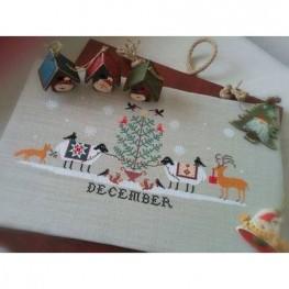 Heroic Ewes Christmas Twin Peak Primitives