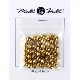 Колокольчики Jingle Bell Hill MHBELLS 50 шт.