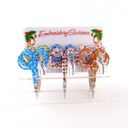 Ножницы Holiday Embroidery Scissors Allary