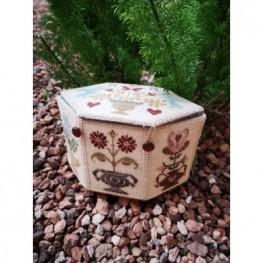 Схема Garden Box The Blackberry Rabbit
