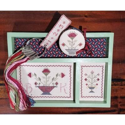 Схема Margret NcKowns Tray and Accessories The Blackberry Rabbit