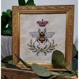 Схема Queen Bee The Blackberry Rabbit