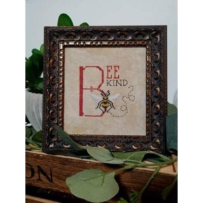 Схема Bee Kind The Blackberry Rabbit
