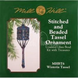 Набір Wisteria Tassel Mill Hill MHBT6
