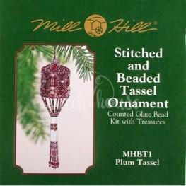 Набор Plum Tassel Mill Hill MHBT1
