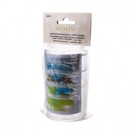 Баночки для хранения бисера Bohin 06461