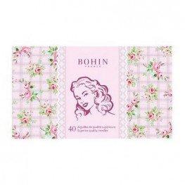 Набор игл для вышивки и шитья (40 шт) Bohin 98804