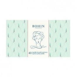 Набір голок для вишивки та шиття (40 шт) Bohin 98803
