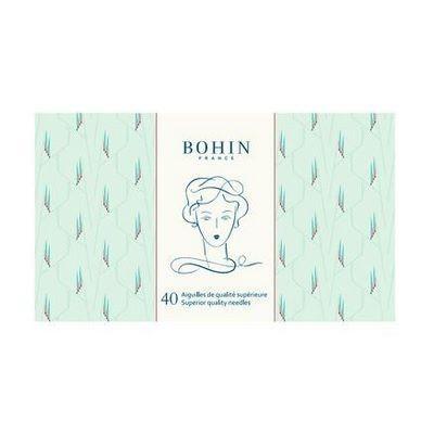 Набор игл для вышивки и шитья (40 шт) Bohin 98803