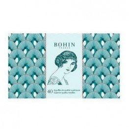 Набор игл для вышивки и шитья (40 шт) Bohin 98802