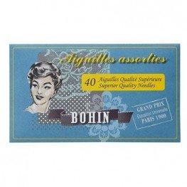 Набор игл для вышивки и шитья (40 шт) Bohin 98275
