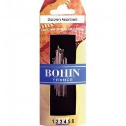 Набор игл для различных техник Textile Arts Bohin 01097