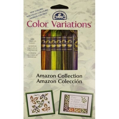 Мулине DMC Color Variations Floss Pack Amazon Collection