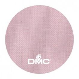 Ткань DMC 28 ct льняная ткань DM 432-784 (розовый)