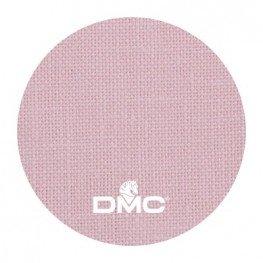 Тканина DMC 28 ct лляна DM 432-784 (рожевий)