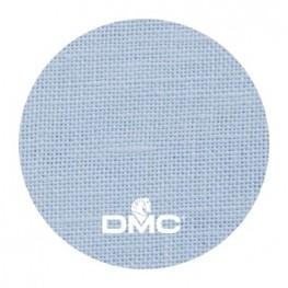 Тканина DMC 28 ct лляна DM 432-312 (блакитний)