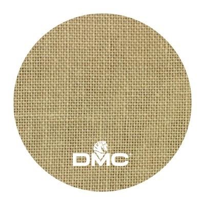 Тканина DMC 28 ct лляна DM 432-739 (карамель)