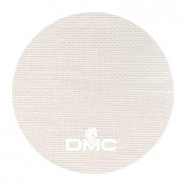 Тканина DMC 32 ct лляна DM 632-3865 (молочний)