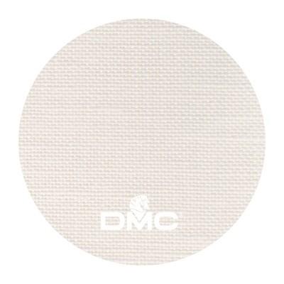 Ткань DMC 32 ct льняная DM 632-3865 (молочный)
