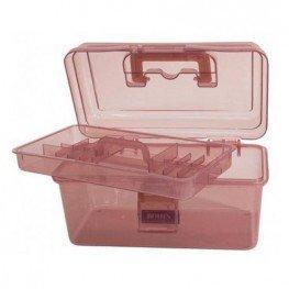 Коробка-органайзер S рожевий Bohin 98787