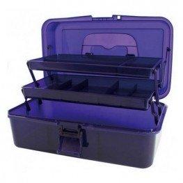Коробка-органайзер L фиолетовый Bohin 98784