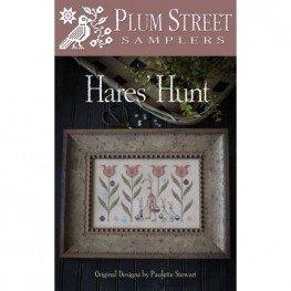 Схема Hares' Hunt Plum Street Samplers