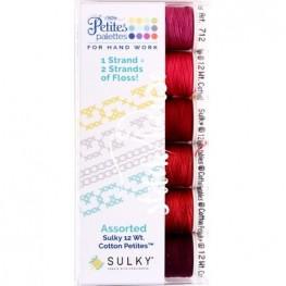 Комплект нитей Sulky Petites Homewords Rosewood Manor