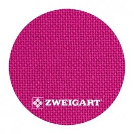 Linda 27 ct Zweigart Fuchsia (фуксия) 1235/9093