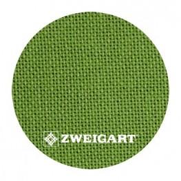 Linda 27 ct Zweigart Grass Green (травянисто-зеленый) 1235/6130