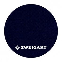 Linda 27 ct Zweigart Black (черный) 1235/720