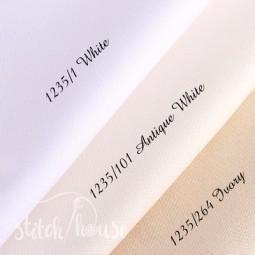 Linda 27 ct Zweigart Ivory (цвет слоновой кости) 1235/264