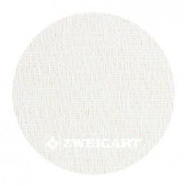 Cashel 28 ct Zweigart White Opalescent (білий з люрексом) 3281/1111