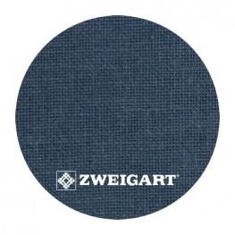 Cashel 28 ct Zweigart Blue Spruce/French Blue (блакитна ялина) 3281/578