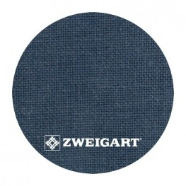 Cashel 28 ct Zweigart Blue Spruce/French Blue (голубая ель) 3281/578