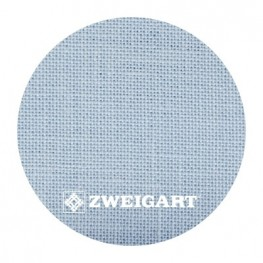 Cashel 28 ct Zweigart Ice Blue (голубой лед) 3281/562