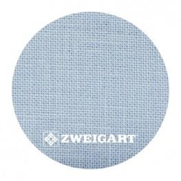 Cashel 28 ct Zweigart Ice Blue (голубой лед) 3281/562