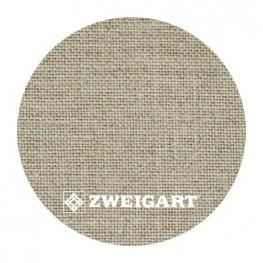 Cashel 28 ct Zweigart Raw Linen (колір сирого льону) 3281/53