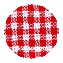 Murano 32 ct Zweigart Red/White (красно-белая клетка) 7663/9219