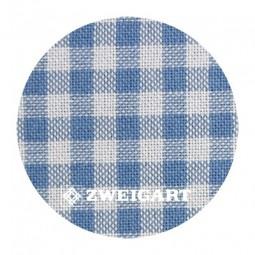 Murano 32 ct Zweigart Blue/Light Blue (сине-голубая клетка) 7663/5409
