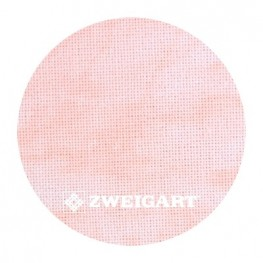 Murano 32 ct Zweigart Vintage Peach (персиковый неоднотонный) 3984/4119