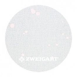 Murano 32 ct Zweigart Mint/White Splash (мятный с белыми брызгами) 3984/5429