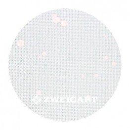 Murano 32 ct Zweigart Mint/White Splash (мятный) 3984/5429