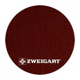 Murano 32 ct Zweigart Dark Chocolate (темный шоколад) 3984/9024
