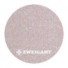 Murano 32 ct Zweigart Desert Opalescent (бежевый с люрексом) 3984/7211