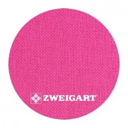 Murano 32 ct Zweigart Pink Strawberry (рожева полуниця) 3984/4077