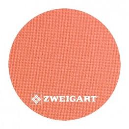 Murano 32 ct Zweigart Tangerine (мандариновий) 3984/4076