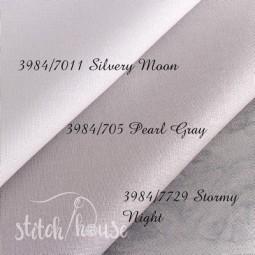Murano 32 ct Zweigart Pearl Gray (жемчужно-серый) 3984/705