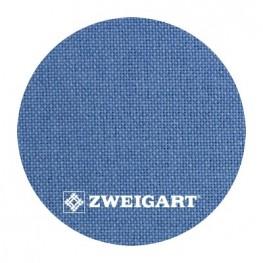 Murano 32 ct Zweigart Colonial Blue (колоніальний синій) 3984/522